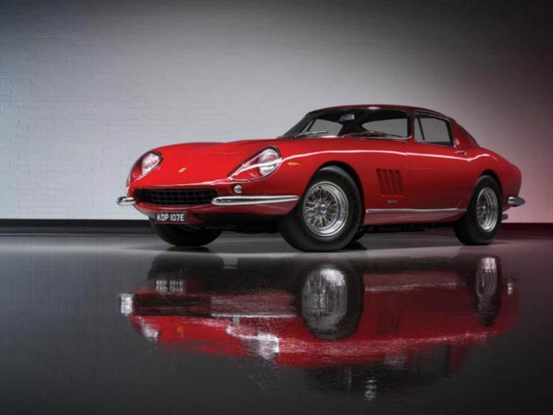 Ferrari 275 GTB/4 de 1967