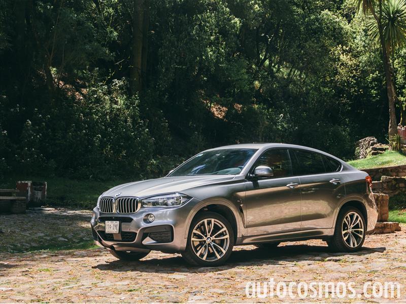 Pueba nuevo BMW X6
