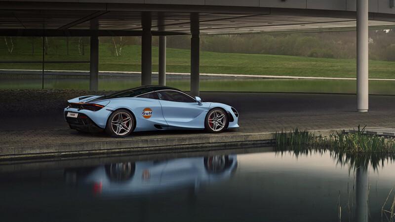 McLaren 720S by Gulf