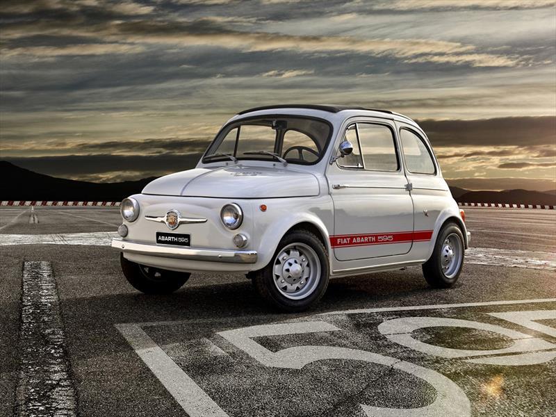 FIAT Abarth 595 50º Aniversario