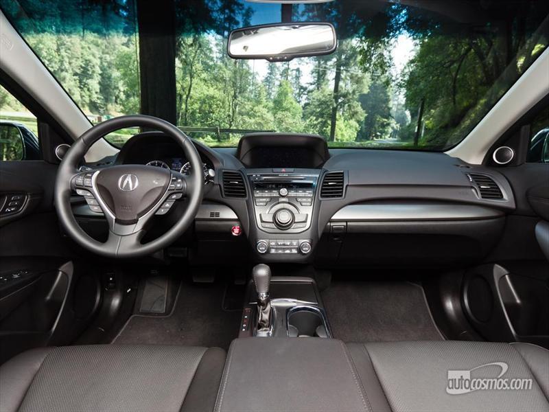 Mejores interiores 2013: Acura RDX