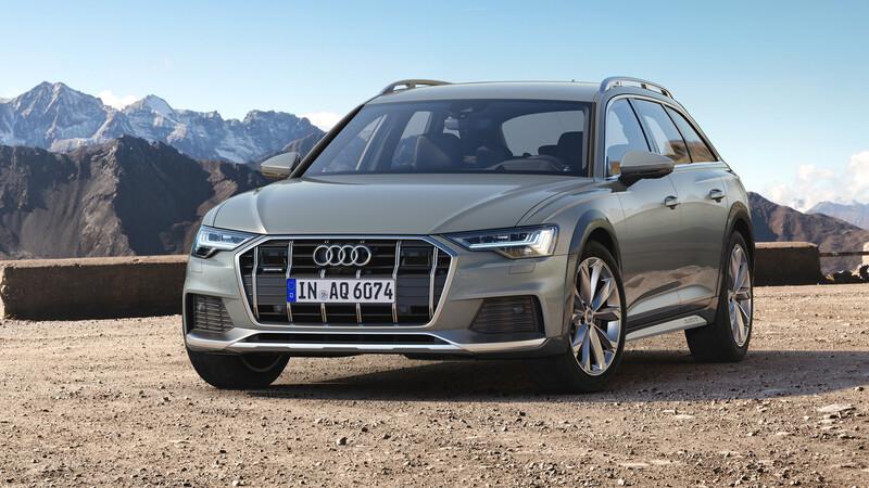 Audi A6, A6 Allroad y A7 SB 2021 en Argentina