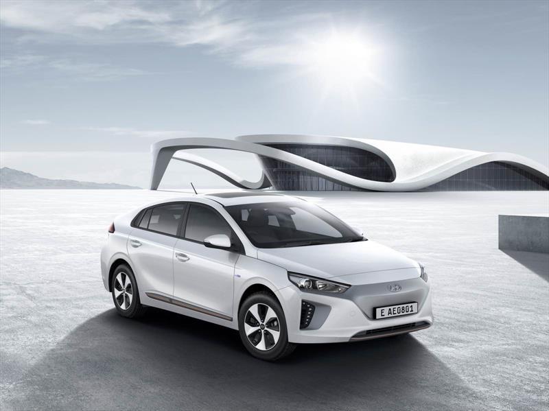 Hyundai IONIQ EV 2017