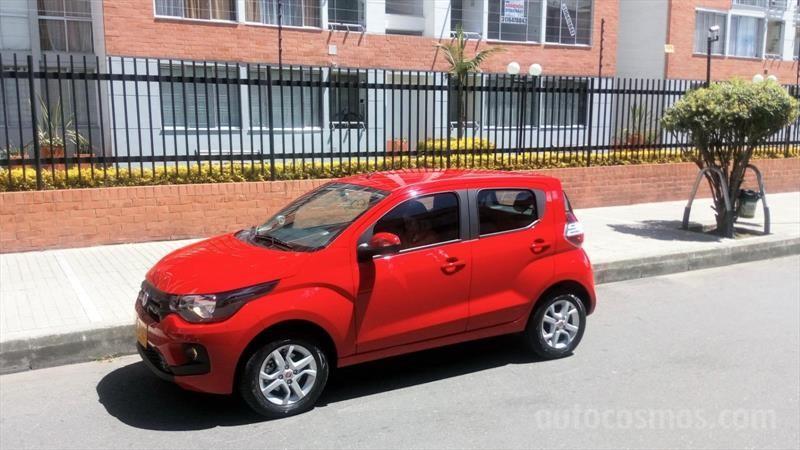Prueba de manejo Fiat Mobi