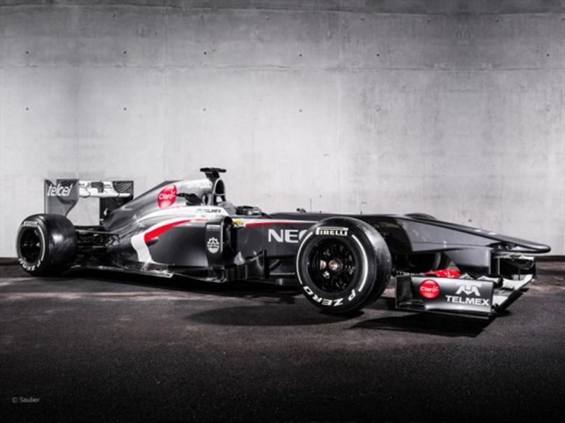 F1 Sauber C32 2013