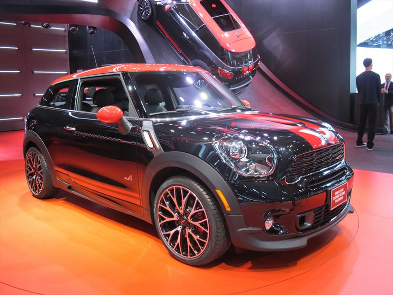 MINI John Cooper Works Paceman en vivo