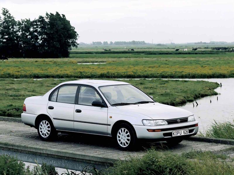 Toyota Corolla 7ª generación -1991-1995-