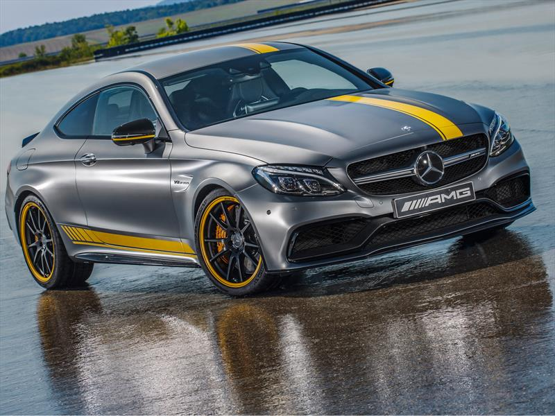 Mercedes-AMG C63 S Coupe Edition 1