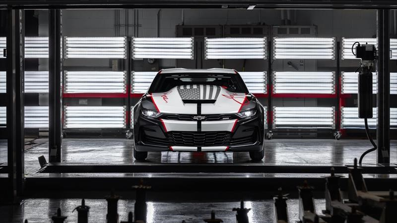 Chevrolet COPO Camaro John Force Edition 2020