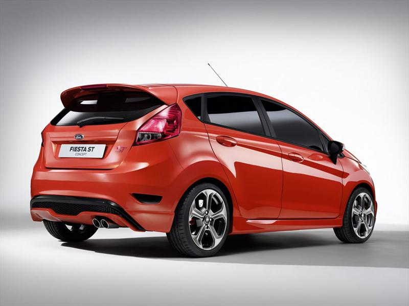 Ford Fiesta ST Concept 5 puertas