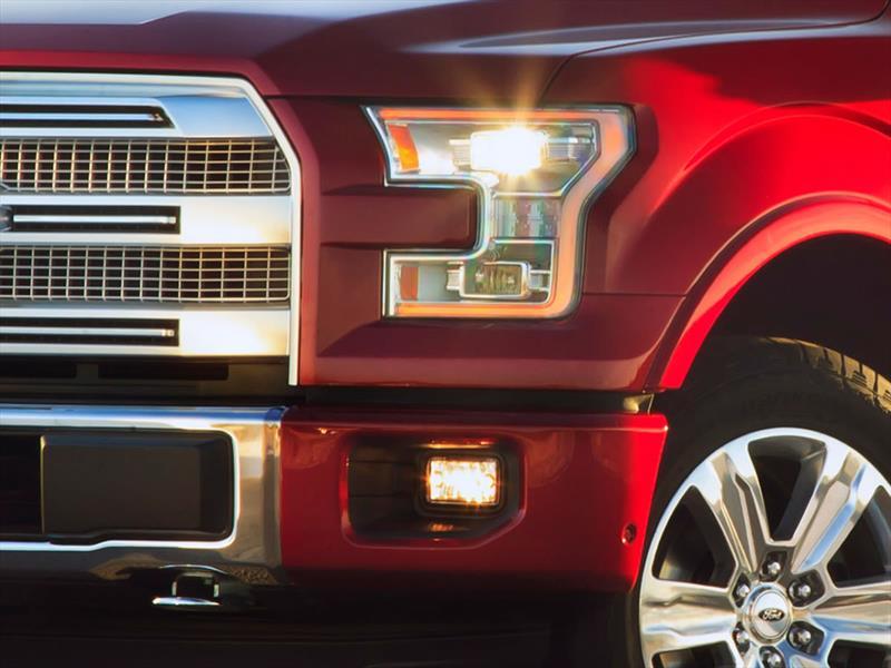 Ford F-150 2015 se presenta