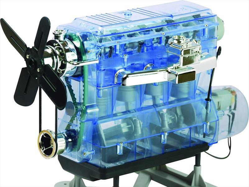 Los diferentes tipos de motores de autos