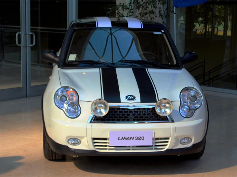 Lifan 320 Limited Edition y 530 Estreno en Chile