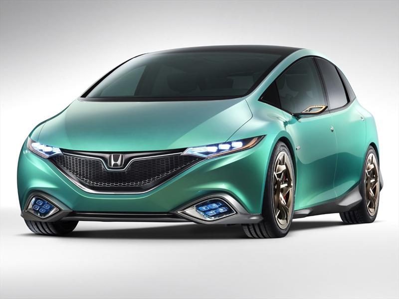 Honda Concept S en Beijing 2012