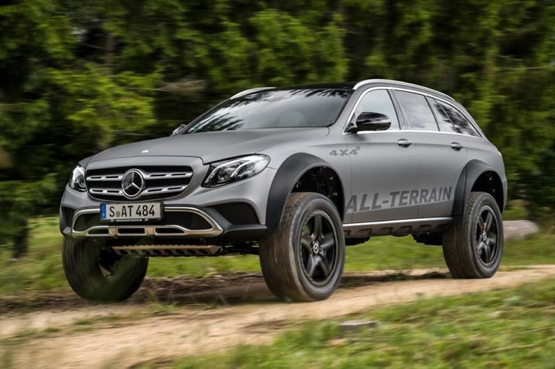 Mercedes Benz Clase E All Terrain 4x4^2