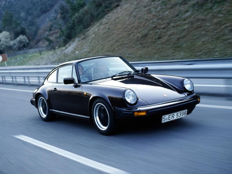 Porsche 911 (1984-1989)