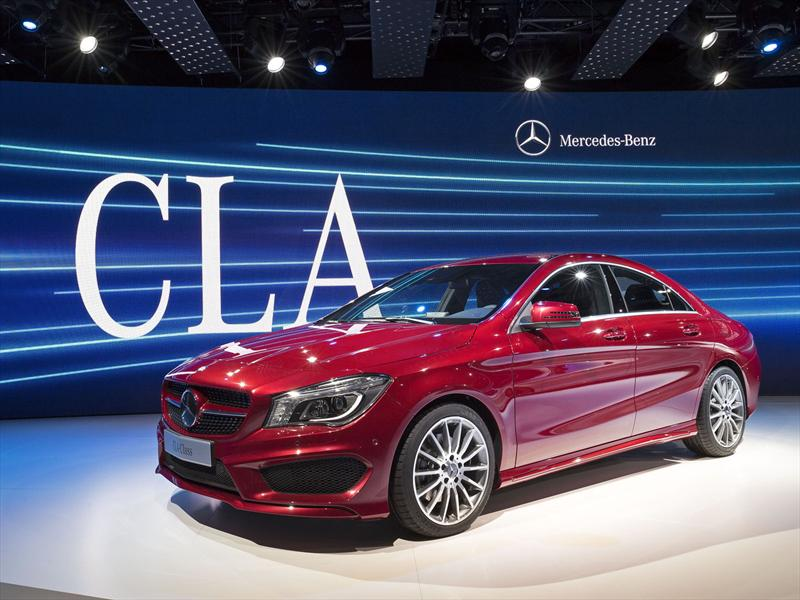 Top 10: Mercedes-Benz CLA