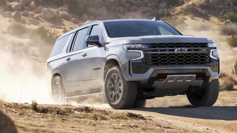 Chevrolet Tahoe 2022 - lanzamiento Colombia