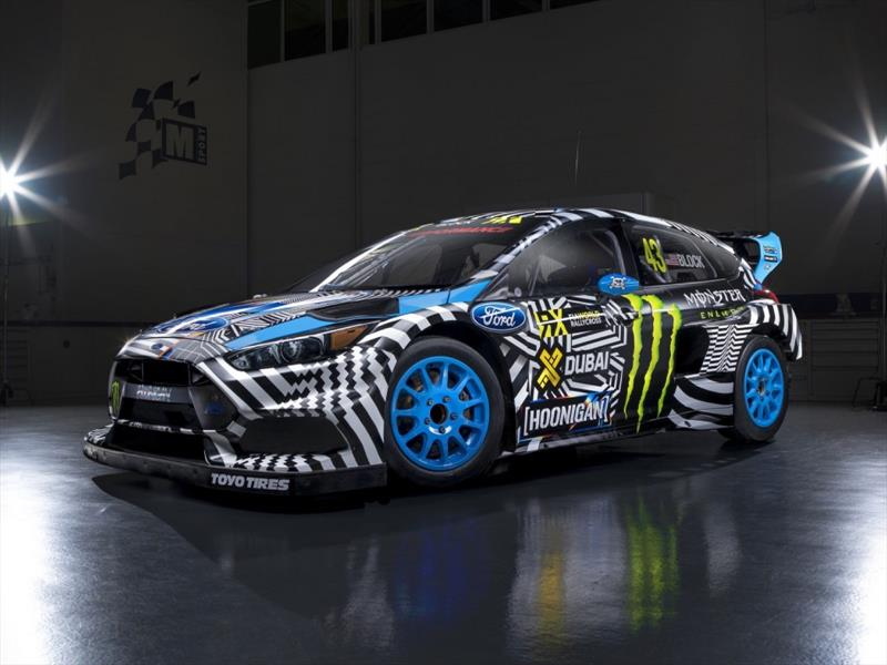 Ford Focus RS RX de Ken Block