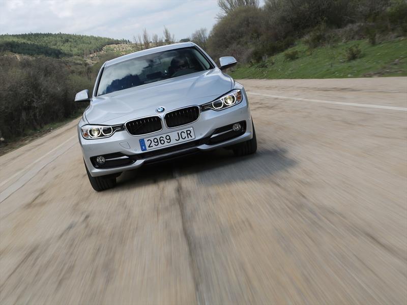 BMW Serie 3 F30 (2012-): Sexta generación