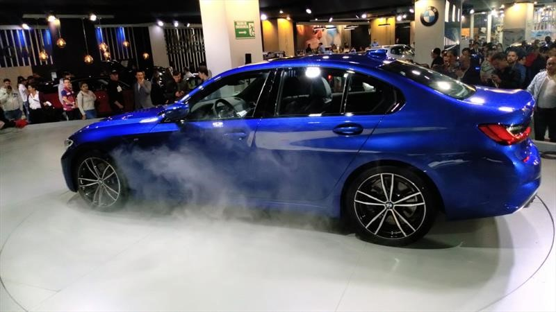 BMW Serie 3 arribó a Colombia