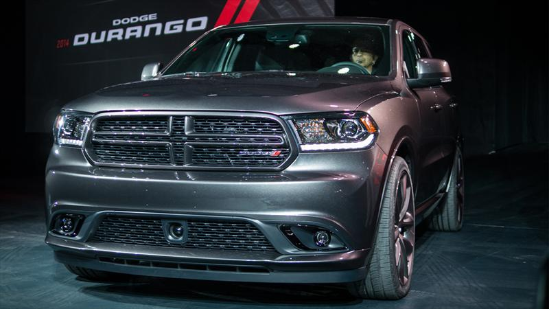 Top 10: Dodge Durango 2014
