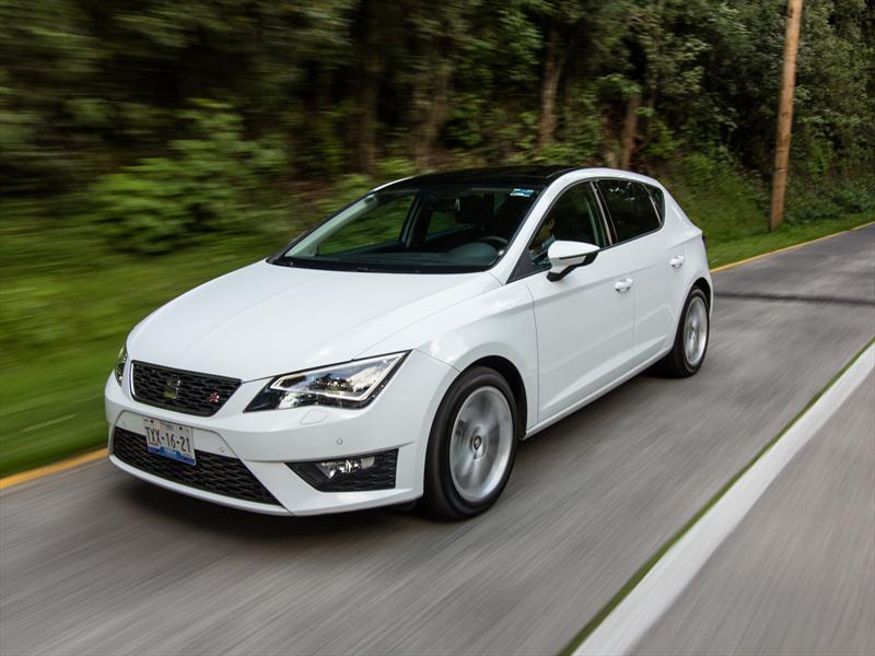 SEAT Leon 2014 a prueba