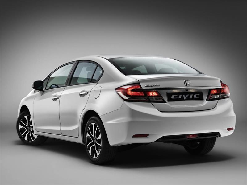 Honda Civic 2015 (23)