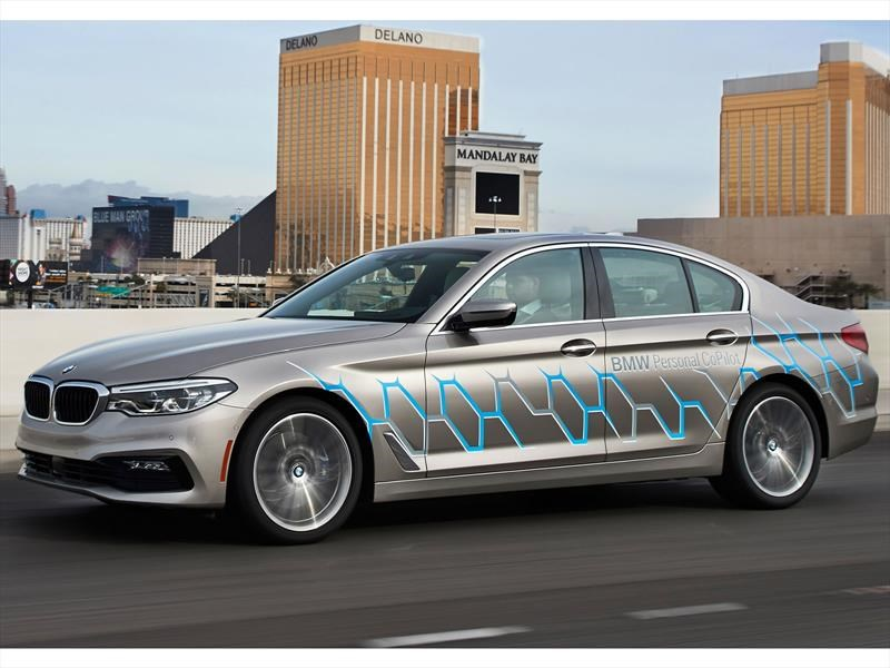 BMW Serie 5 autónomo
