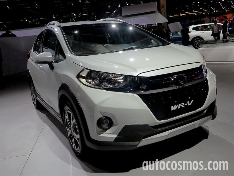 Honda WR-V, HR-V y más en el Salón de San Pablo