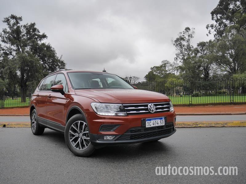 Volkswagen Tiguan Allspace a prueba