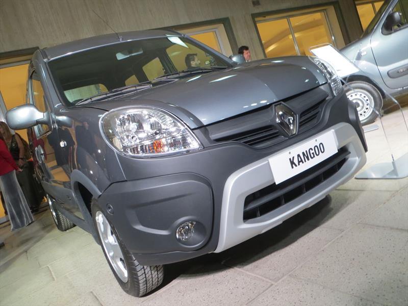 Renault Kangoo presenta novedades