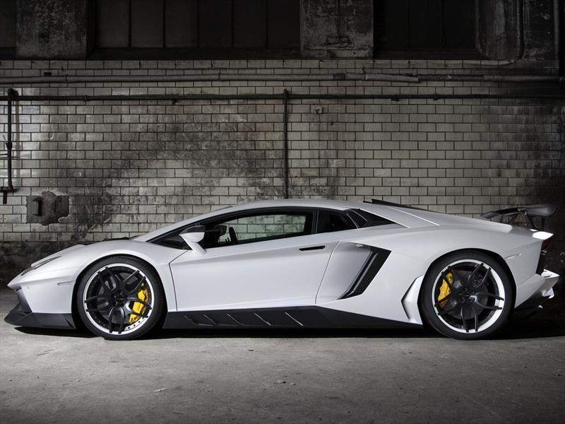 Lamborghini Aventador por Novitec Torado