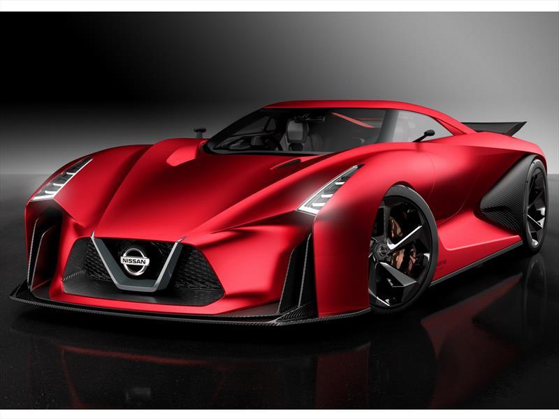 Nissan Vision Gran Turismo 2020