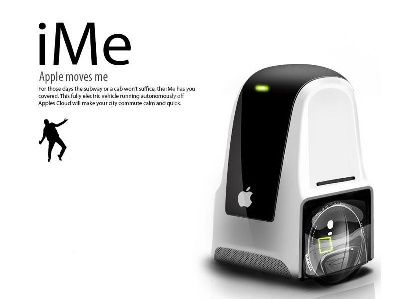 Apple iGo: iMe, iWe e iUs