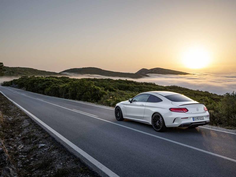 Mercedes-AMG C 63 Coupé 2017