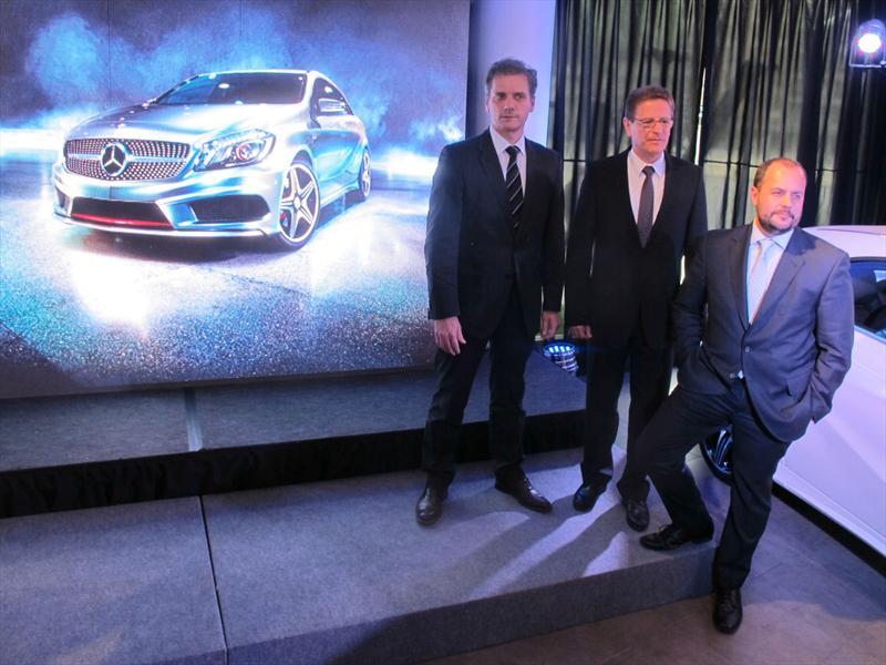 Mercedes-Benz presenta el Clase A