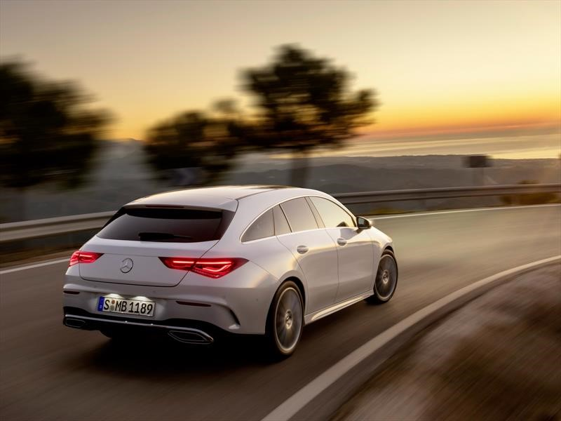 Mercedes-Benz Clase CLA Shooting Brake 2020