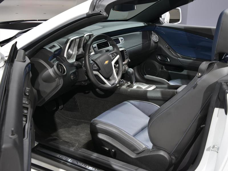 Chevrolet Camaro Convertible en Frankfurt