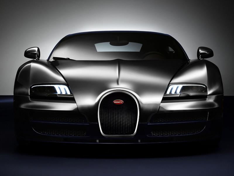 Este es el último Bugatti Veyron