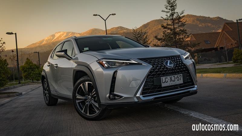 Test Drive Lexus UX 2019