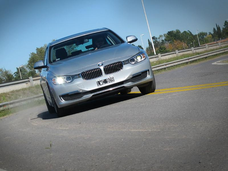 Sedán mediano – BMW Serie 3
