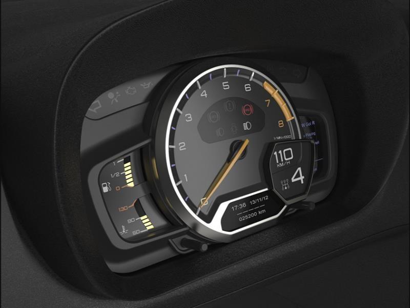 VW R Series UI/UX