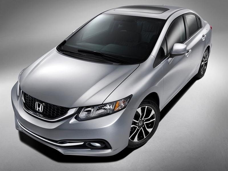 Honda Civic Sedán 2013