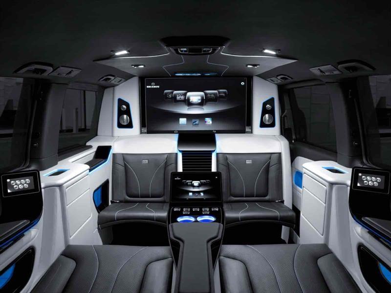 Mercedes-Benz Clase V por Brabus