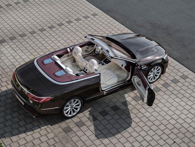 Mercedes-Benz Clase S Cabriolet 2018