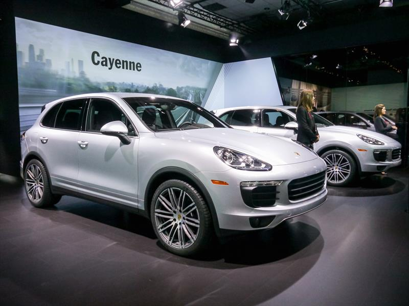 Nuevo Porsche Cayenne V6