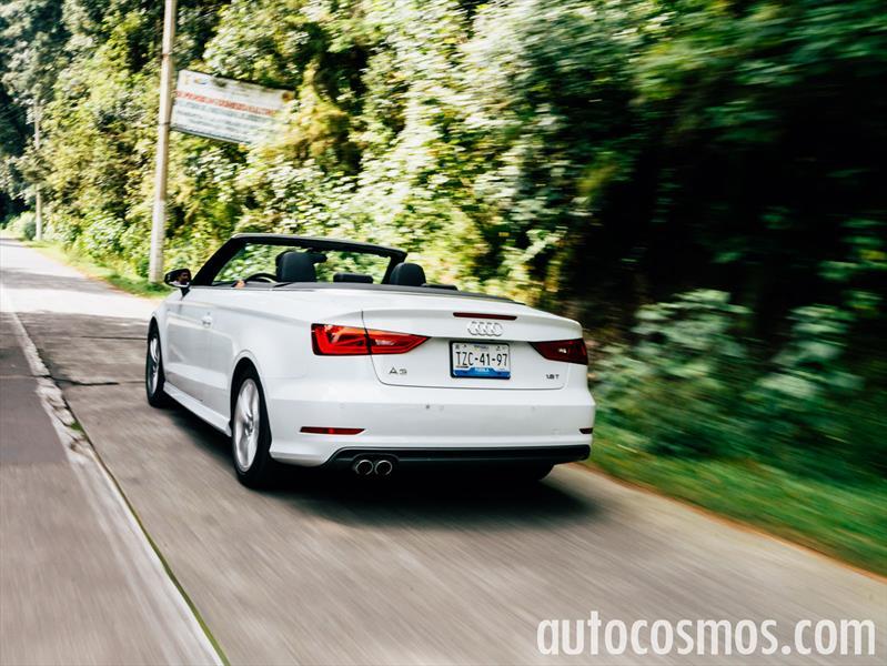 Audi A3 Cabriolet 2015