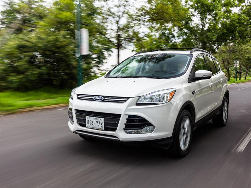 Ford Escape 2014 con motor Ecoboost