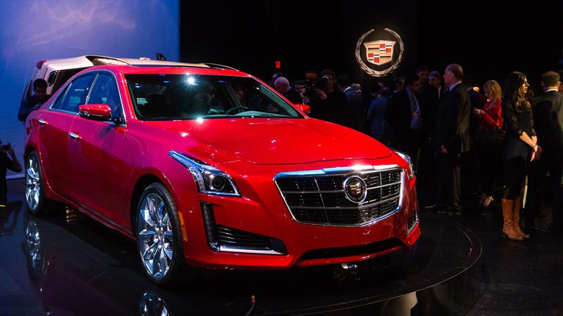 Cadillac CTS 2014